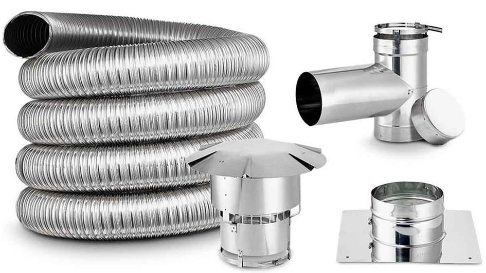 Save Time And Money With Smooth Wall Diy Chimney Liner Kits